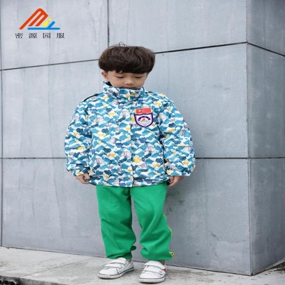 男童冲锋衣