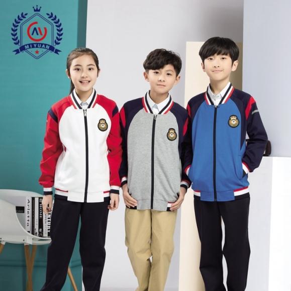 天津小学生运动校服定做