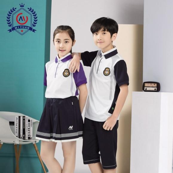天津夏季学生校服